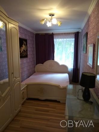 Здається 2-кім.квартира вул. Проспект Миру, 2/5ц. 46м.кв. є 6-спальних місць, по. Ровно, Ровненская область. фото 1