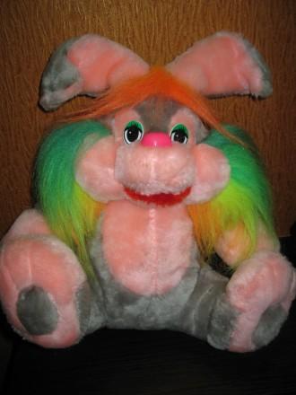Мягкая игрушка заяц. Сумы. фото 1