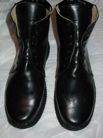 Ботинки ортопедические. Сумы. фото 1