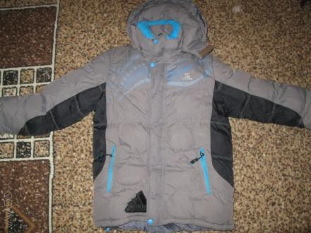 Куртка зимняя. Сумы. фото 1
