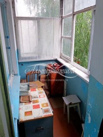 …3 комнатная квартира по улице Всехсвятская (район Нивы), на 4 этаже девяти этаж. Рокоссовского, Чернигов, Черниговская область. фото 4