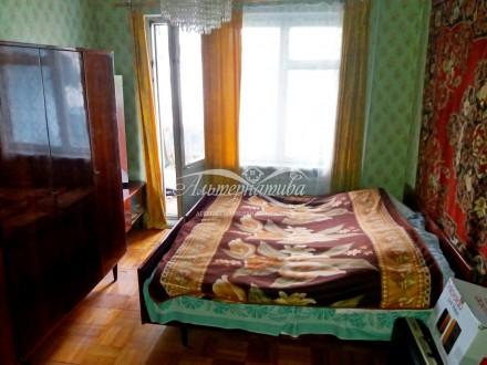 …3 комнатная квартира по улице Всехсвятская (район Нивы), на 4 этаже девяти этаж. Рокоссовского, Чернигов, Черниговская область. фото 7
