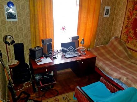 …3 комнатная квартира по улице Всехсвятская (район Нивы), на 4 этаже девяти этаж. Рокоссовского, Чернигов, Черниговская область. фото 6