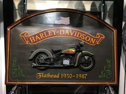 Картина Harley Davidson. Ровно. фото 1