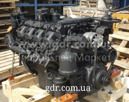 Двигатель КамАз 740.10-20. Киев. фото 1