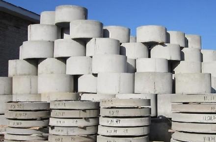 Кольца колодцев с ЭВРО соединением и полиетиленовым вкладышем. Киев. фото 1
