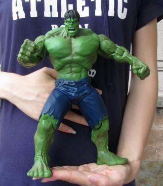 Халк Hulk Action Figures Toys 26cm Marvel Hasbro Фигурка. Київ. фото 1