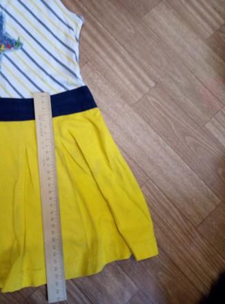 Платье на девочку летнее. Южноукраинск, Николаевская область. фото 4