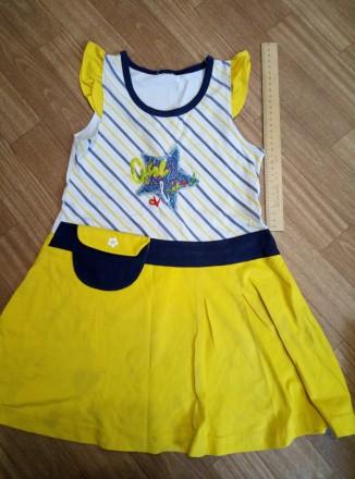платье на девочку на 5-6лет. Южноукраинск. фото 1