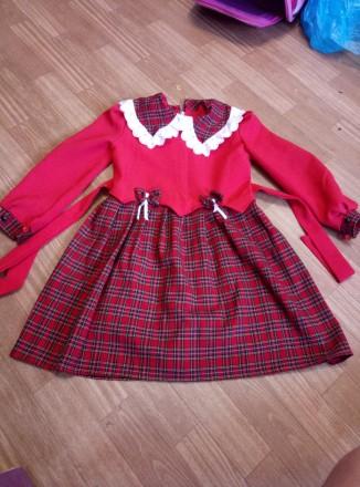 Платье в идеальном состоянии. Южноукраинск, Николаевская область. фото 2