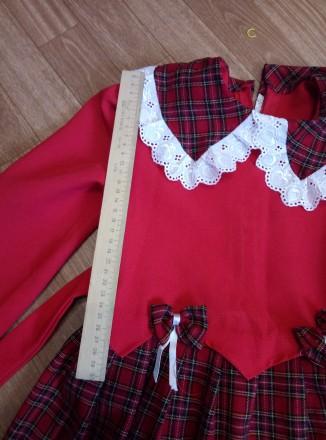Платье в идеальном состоянии. Южноукраинск, Николаевская область. фото 3