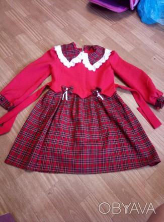 Платье в идеальном состоянии. Южноукраинск, Николаевская область. фото 1