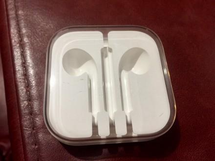 Футляр для наушников Apple EarPods (оригинал). Киев. фото 1