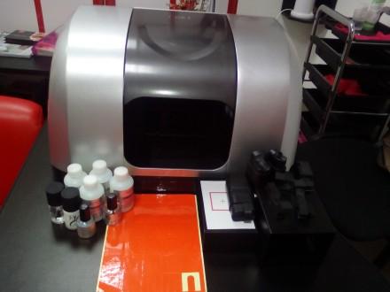 Принтер для ногтей - инновация в маникюре. Как работать с ним, смотрите видео: h. Хуст, Закарпатская область. фото 5