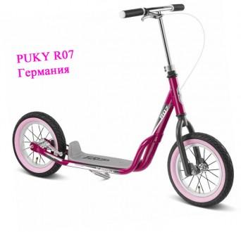 Спортивный высокоскоростной самокат Puky R 07 L (для детей 5-12 лет). Германия.. Винница. фото 1