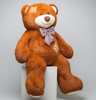 Плюшевый мишка мягкая игрушка медведь c латками 200 см ДВА цвета. Днепр. фото 1