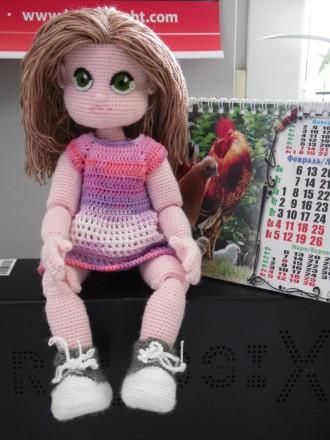 Кукла-шарнирка. Харьков. фото 1