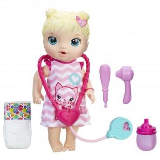 Кукла малышка пупс Babe Alive Blonde. Новоукраинка. фото 1