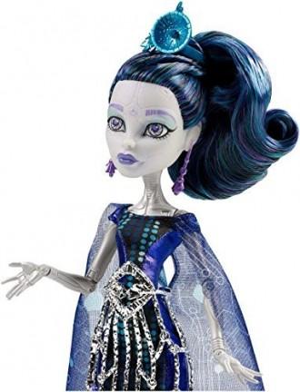 Кукла Монстер Хай Эль Иди серия Бу Йорк. Новоукраинка. фото 1