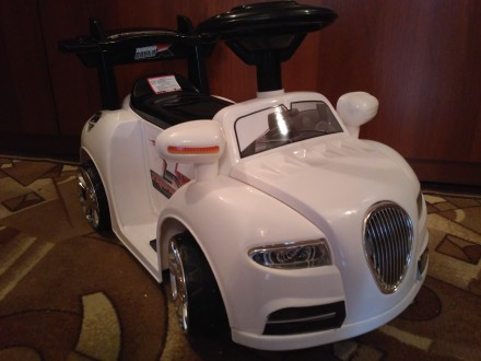 Електоромобиль Bugatti. Бровари. фото 1