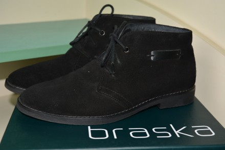 Демисезонные ботинки Braska 36 стелька 23.5см. Ужгород. фото 1