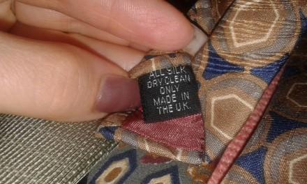 Фирменные номерные галстуки (оригинал) Италия. Marks & Spencer. Отличное состоян. Днепр, Днепропетровская область. фото 7