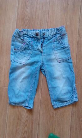Бриджи джинсовые. Сумы. фото 1