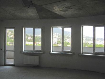 Ялта, Центр, 3-к квартира, 10-й этаж, вид на море, 500м до моря. Историческая и . Ялта, Ялта, Крым. фото 2