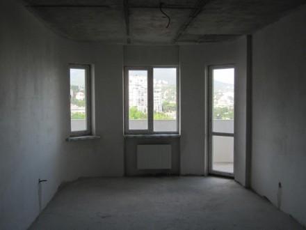Ялта, Центр, 3-к квартира, 10-й этаж, вид на море, 500м до моря. Историческая и . Ялта, Ялта, Крым. фото 3