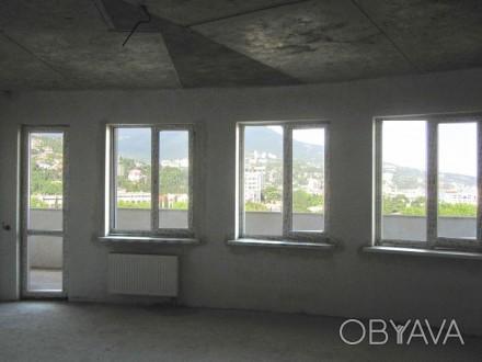 Ялта, Центр, 3-к квартира, 10-й этаж, вид на море, 500м до моря. Историческая и . Ялта, Ялта, Крым. фото 1