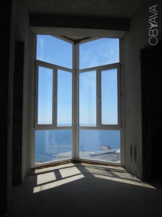 -10мин до Ялты, пгт Восход. Коттедж 403 м2 с видом на море и Ялту, 4этажа+ подва. Восход, Крым. фото 7