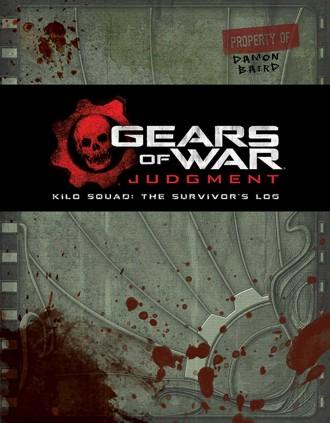 Артбук Gears of War: Judgment - Kilo Squad: The Survivor's Log (новый). Запорожье. фото 1