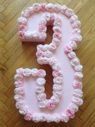 продам тройку цифру для фотосессии,дня рождения. Киев. фото 1