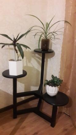 ИДЕАЛЬНАЯ подставка для цветов в ВАШ УЮТНЫЙ ДОМ. Она качественно улучшит интерье. Кривой Рог, Днепропетровская область. фото 2