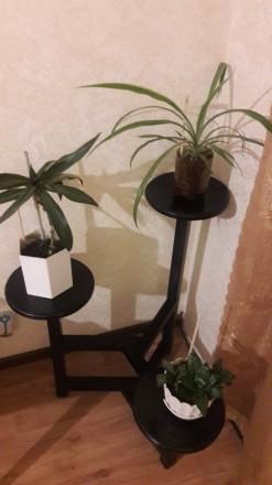 ИДЕАЛЬНАЯ подставка для цветов в ВАШ УЮТНЫЙ ДОМ. Она качественно улучшит интерье. Кривой Рог, Днепропетровская область. фото 4