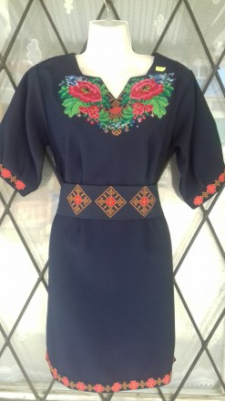 Плаття вишите. Черновцы. фото 1