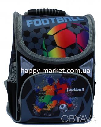 6a26f1dbc156 ᐈ Ранец Рюкзак каркасный школьный ортопедический Футбол JOSEF OTTEN ...