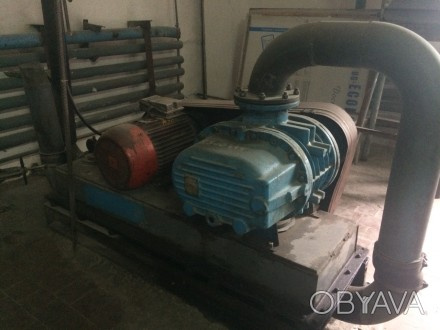 Продам компрессор 3АФ57 (воздуходувка)