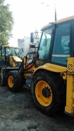 JCB 3CX Contractor MST 542 экскаватор погрузчик. Киев. фото 1