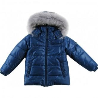 куртка зимняя с искусственным мехом Animal Instinct. Одесса. фото 1