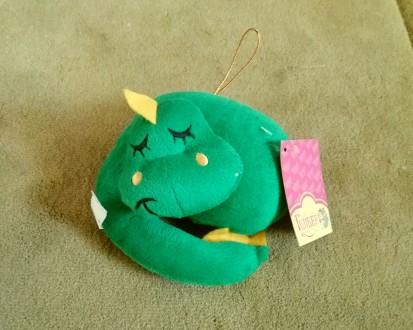 Мягкая игрушка Дракончик маленький. Киев. фото 1