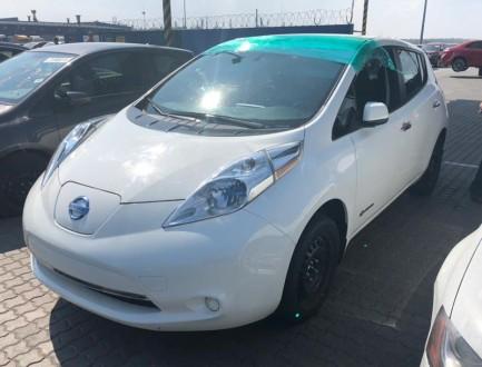 Nissan Leaf S 2013. Киев. фото 1