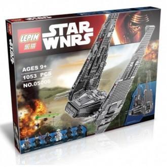 Конструктор Lepin Star Wars 05006