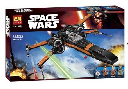 Конструктор Lepin 05004 Star Wars