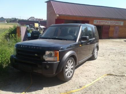 Land Rover Discovery по запчастям, дискавери запчасти б/у.. Чернигов. фото 1