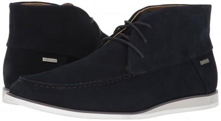 Ботинки Calvin Klein Kenley Calf Suede dark navy. Чернигов. фото 1