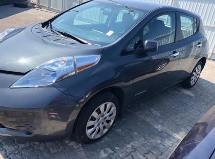 Nissan Leaf S 2013 темно-сірий. Киев. фото 1