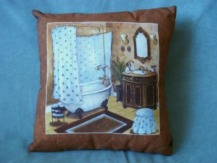 Декоративная подушка Presentville (разные расцветки: коты, тачки, в доме уют). Киев. фото 1