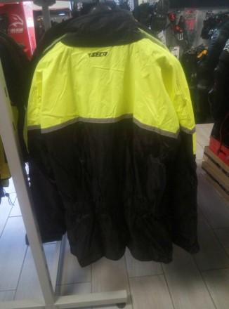 Тип дождевикаКуртка  Мотодождевик SECA RAIN - влагозащитная куртка для езды н. Киев, Киевская область. фото 3