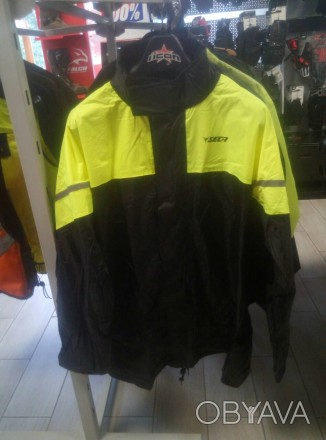 Тип дождевикаКуртка  Мотодождевик SECA RAIN - влагозащитная куртка для езды н. Киев, Киевская область. фото 1